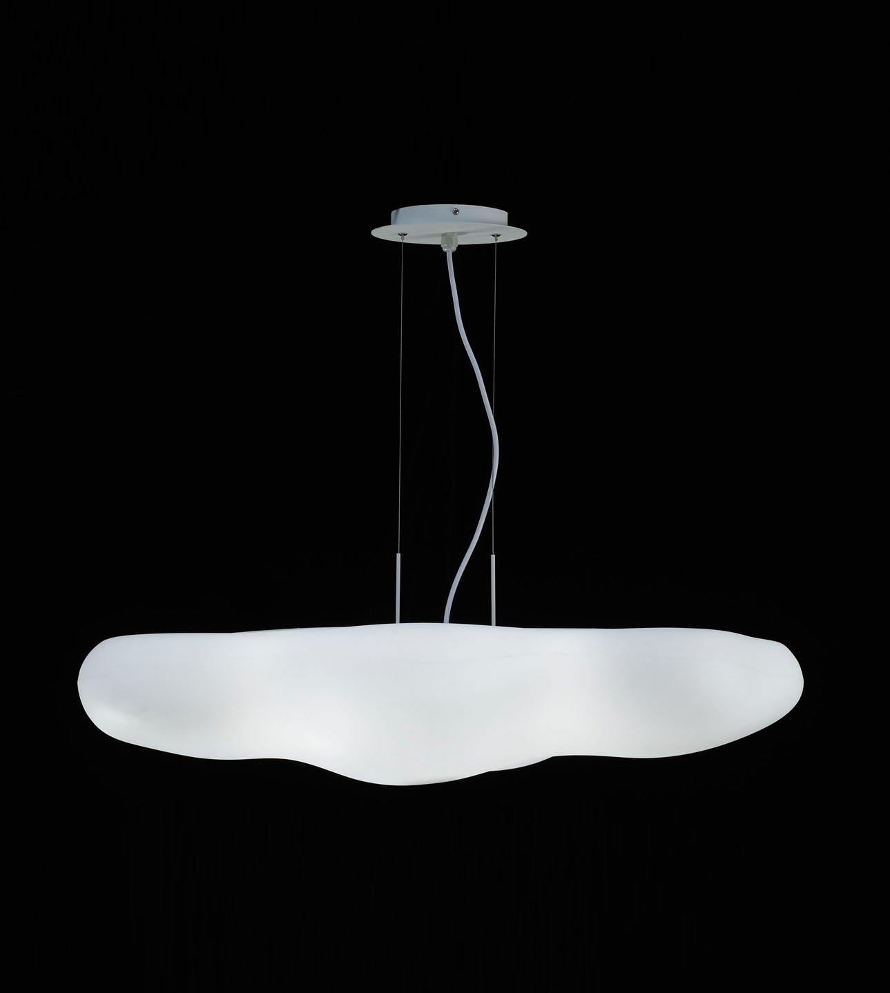 Lámpara colgante 6 luces EOS
