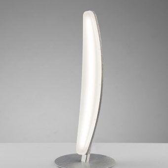 Lámpara de mesa HEMISFERIC aluminio