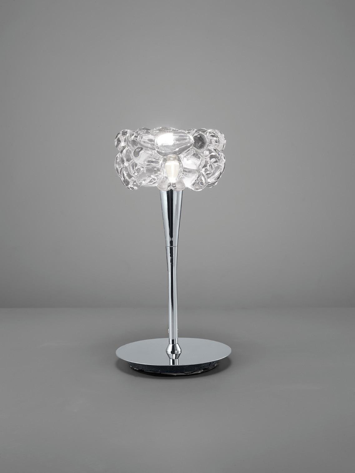 DESCATALOGADO Lámpara de mesa O2 G9