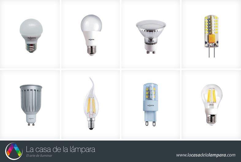 Bombillas LED - La Casa de la Lámpara