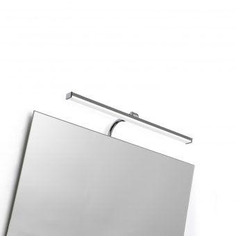Aplique cuadros SISLEY plata cromo