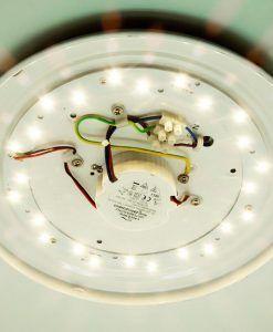 Plafón LED ZERO encendido