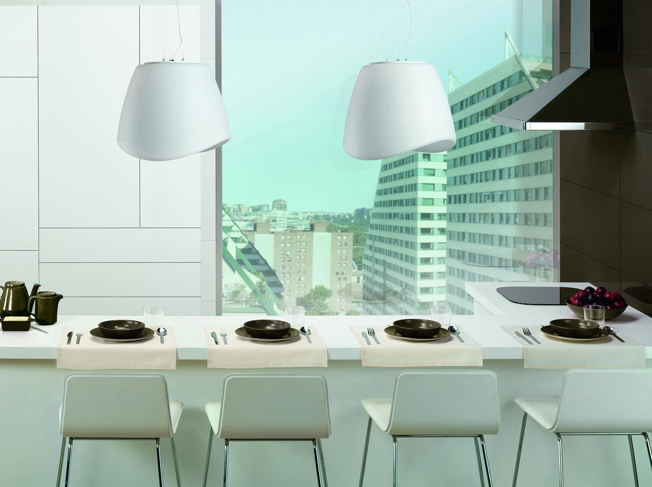 Lámpara 3 luces exterior COOL ambiente
