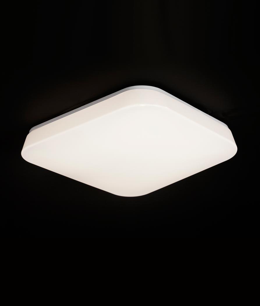 Plafón LED luz QUATRO 2