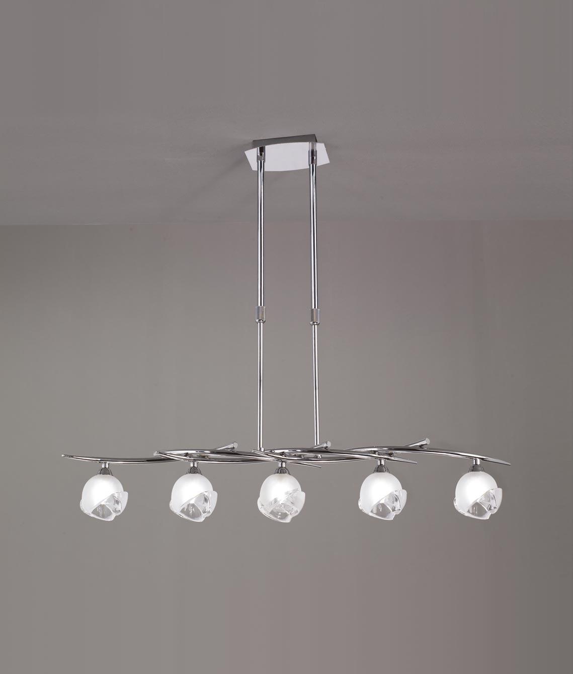 Lámpara lineal G9 BALI