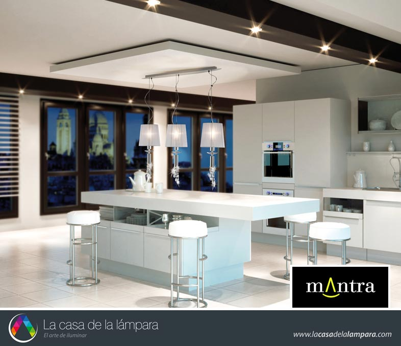 Iluminación y color TIFFANY - La Casa de la Lámpara