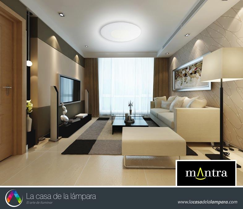 Iluminaci n y color en tu hogar la casa de la l mpara - Iluminacion para casa ...