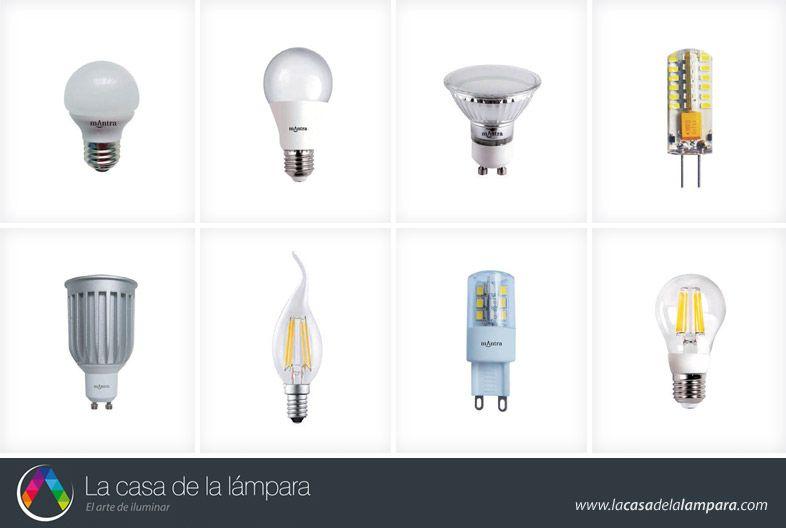Bombillas LED | La Casa de la Lámpara
