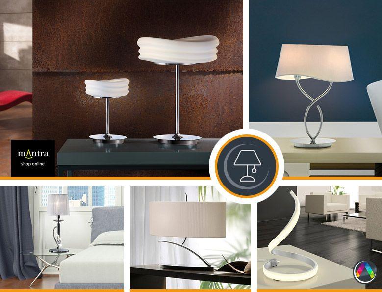 Lámparas de mesa | La Casa de la Lámpara