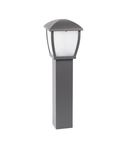Lámpara baliza pequeña WILMA gris oscuro