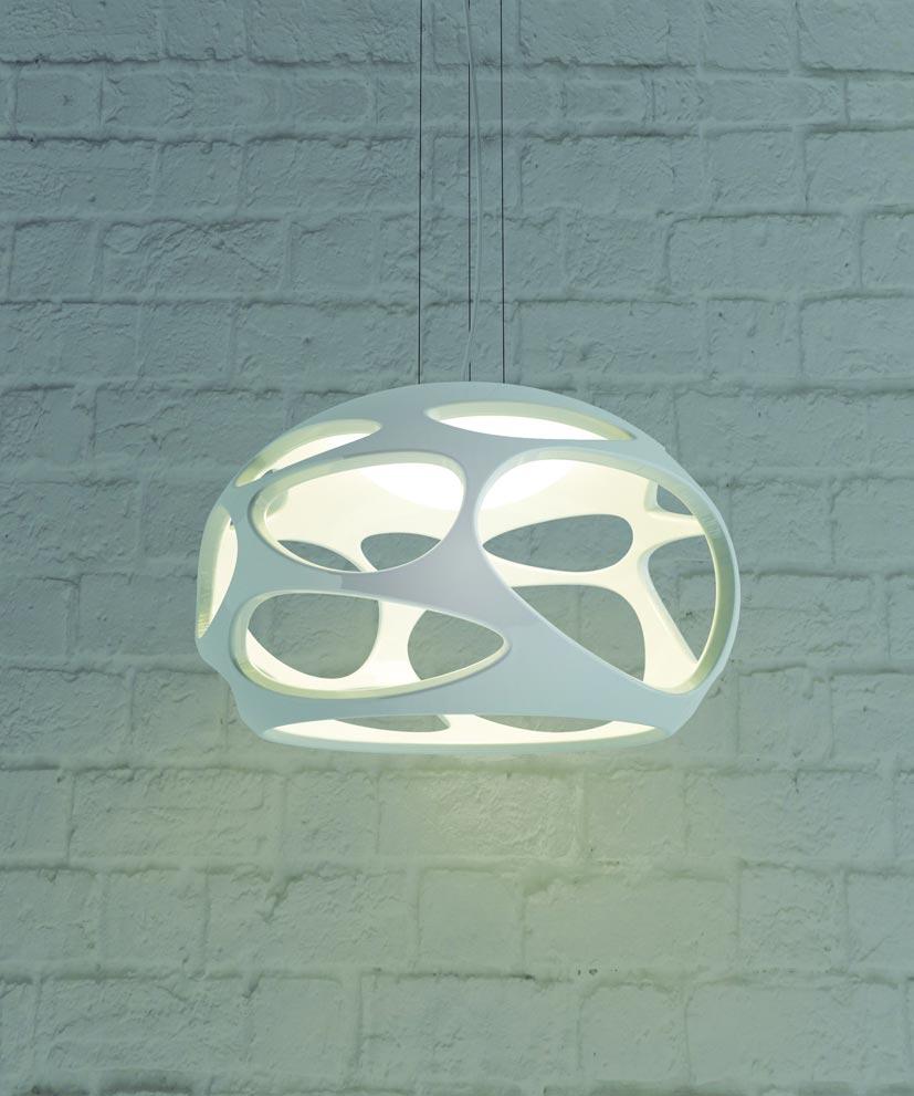 Lámpara colgante ORGANICA ambiente