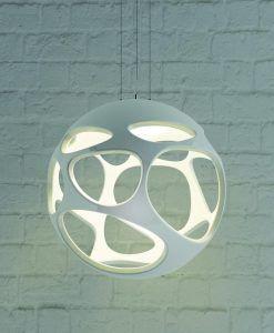 Lámpara de techo ORGANICA ambiente 2