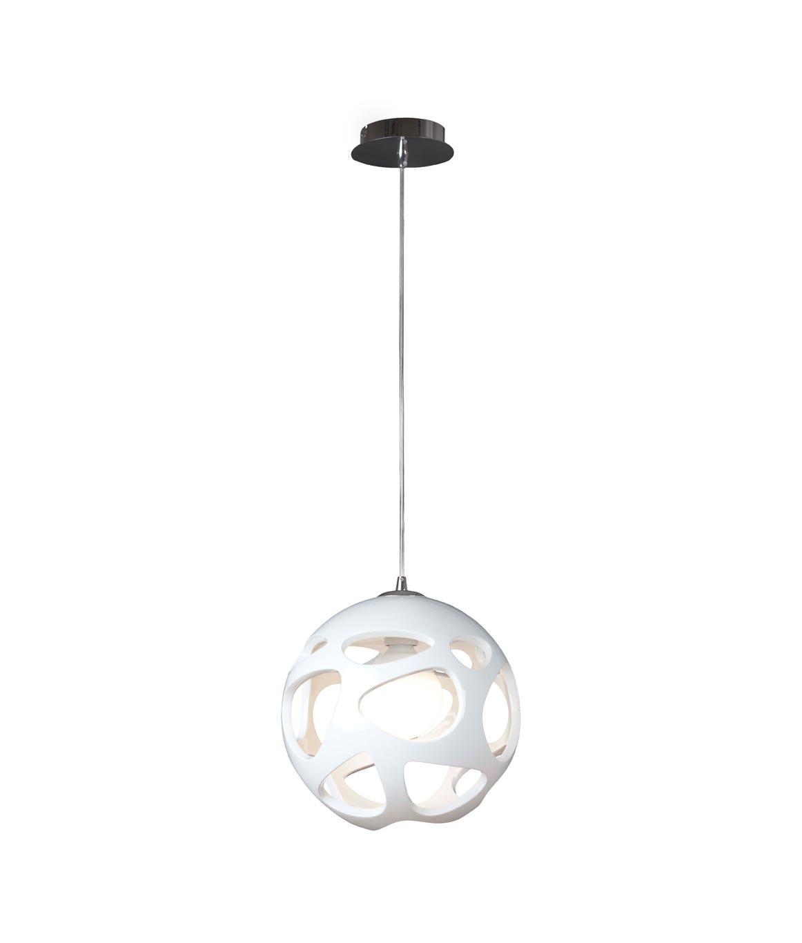 Lámpara de techo pequeña ORGANICA