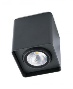 Lámpara plafón LED TAMI gris