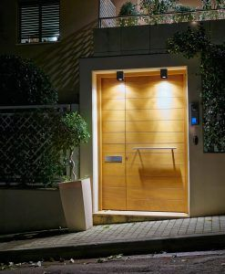 Lámpara plafón LED TAMI gris ambiente