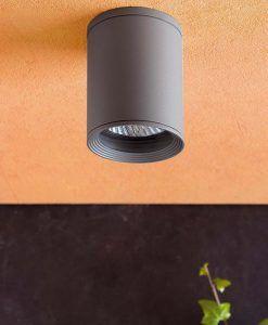 Plafón exterior gris TASA ambiente