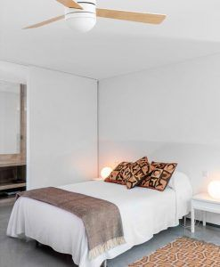 Ventilador de techo blanco CEBU ambiente