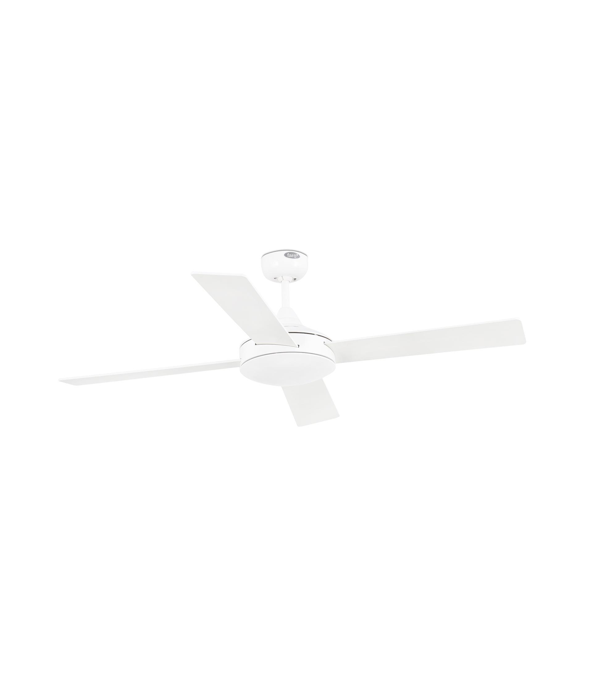 Ventilador de techo blanco MALLORCA