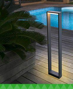Iluminaci n exterior tienda de iluminaci n online for Lamparas para iluminacion exterior