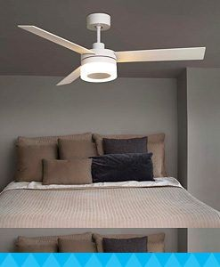 Ventiladores de techo LED