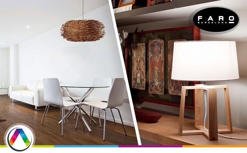 Lámpara diseño FARO - La Casa de la Lámpara