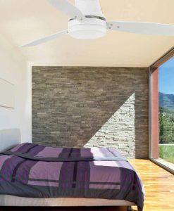 Ventilador de techo blanco TONSAY ambiente
