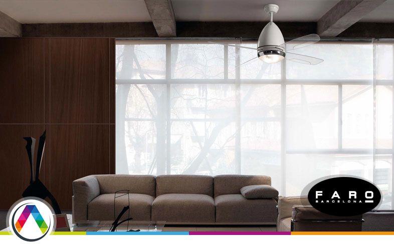 Ventilador de techo - La Casa de la Lámpara