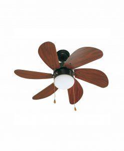 Ventilador de techo marrón PALAO