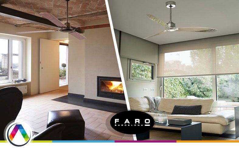 El ventilador ideal para tu casa la casa de la l mpara - Ventiladores de techo precios ...