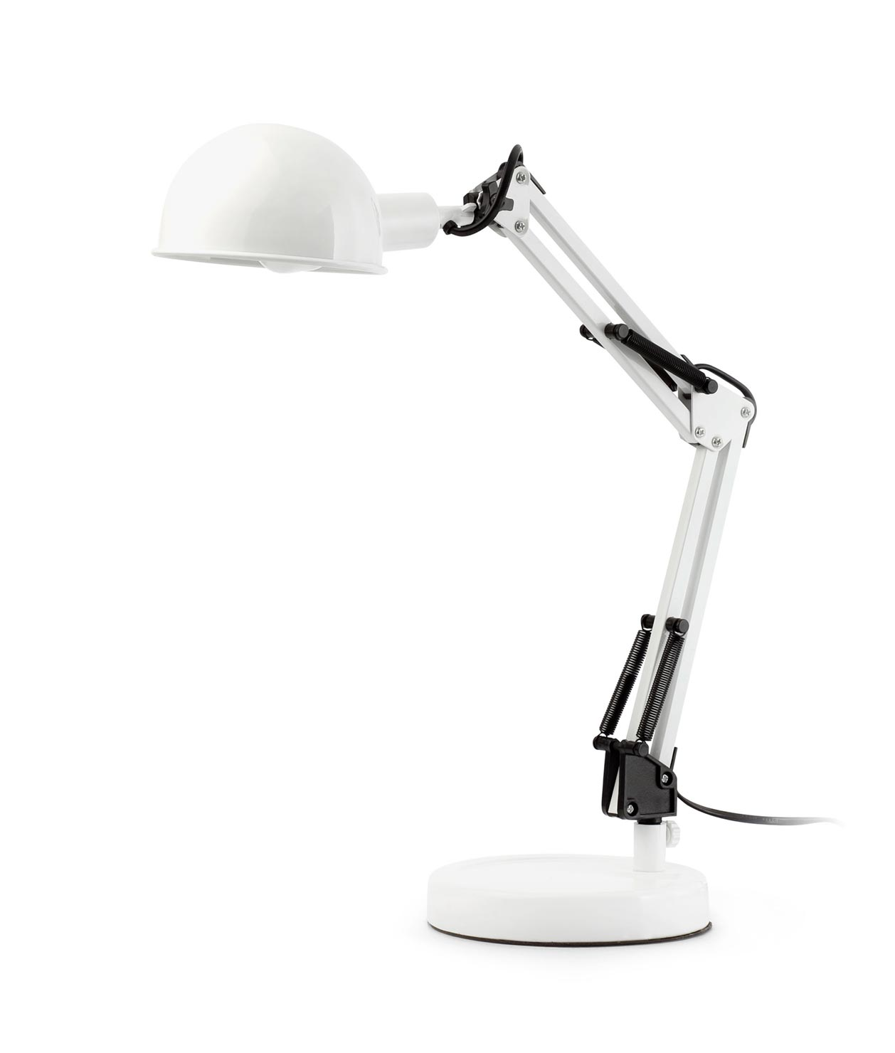 Lámpara flexo blanca BAOBAB