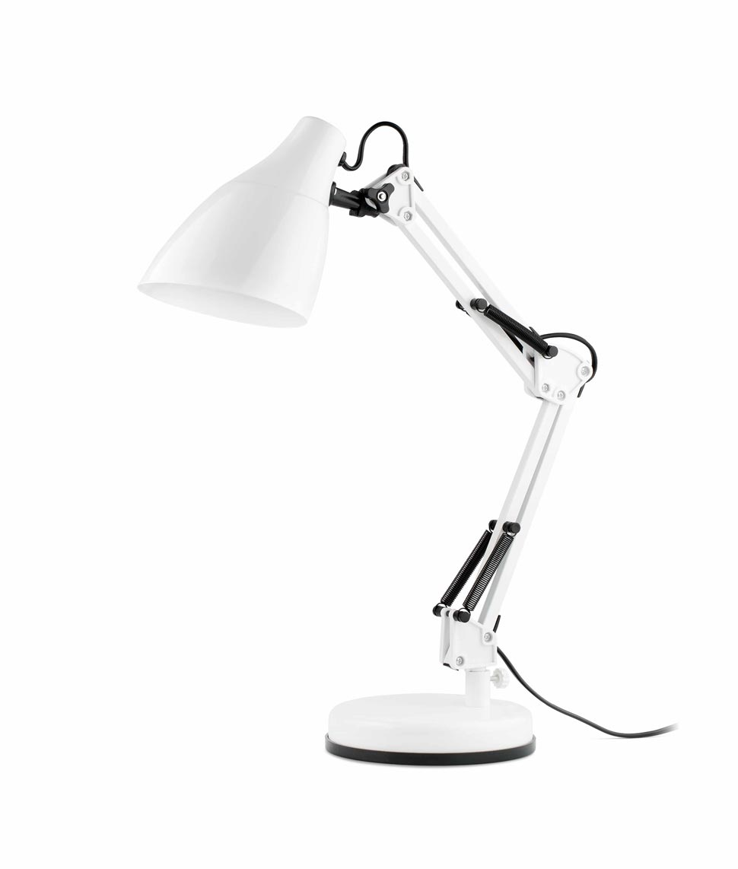 Lámpara flexo blanca GRU