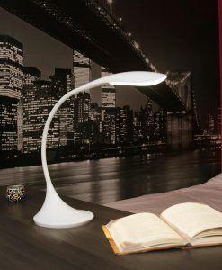 Lámpara flexo blanco OTTO LED ambiente