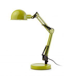 Lámpara flexo verde BAOBAB