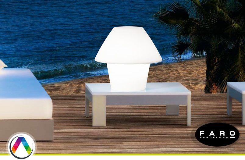 Lámparas de mesa exterior - La Casa de la Lámpara