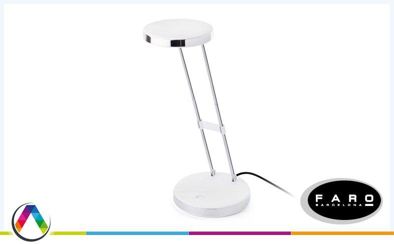 Flexo LED con USB BABA - La Casa de la Lámpara