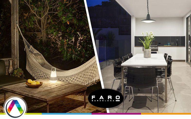 Lámparas para la iluminación led de exteriores que puedes encontrar en La Casa de la Lámpara
