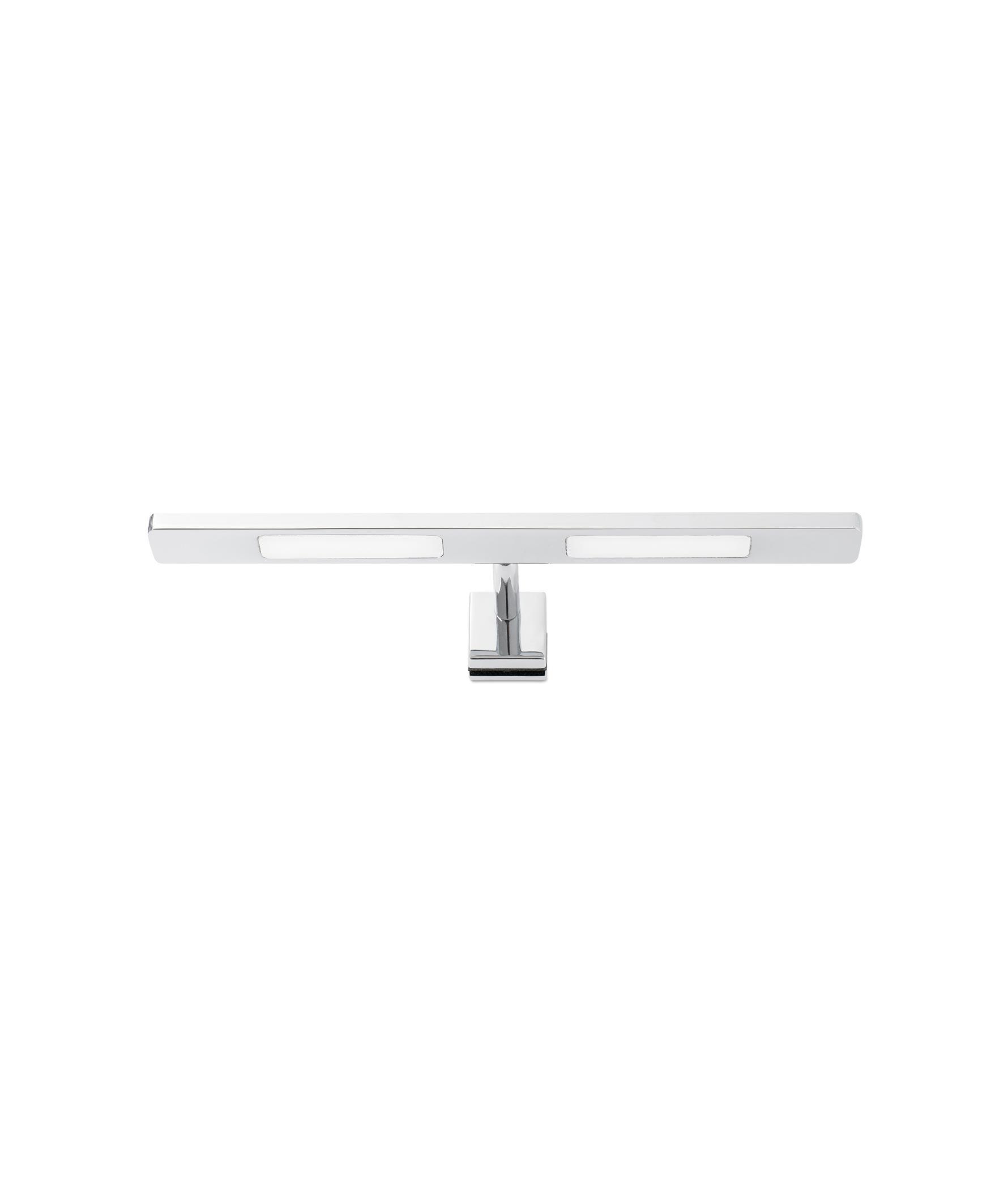 Lámpara aplique LED TERMA cromo