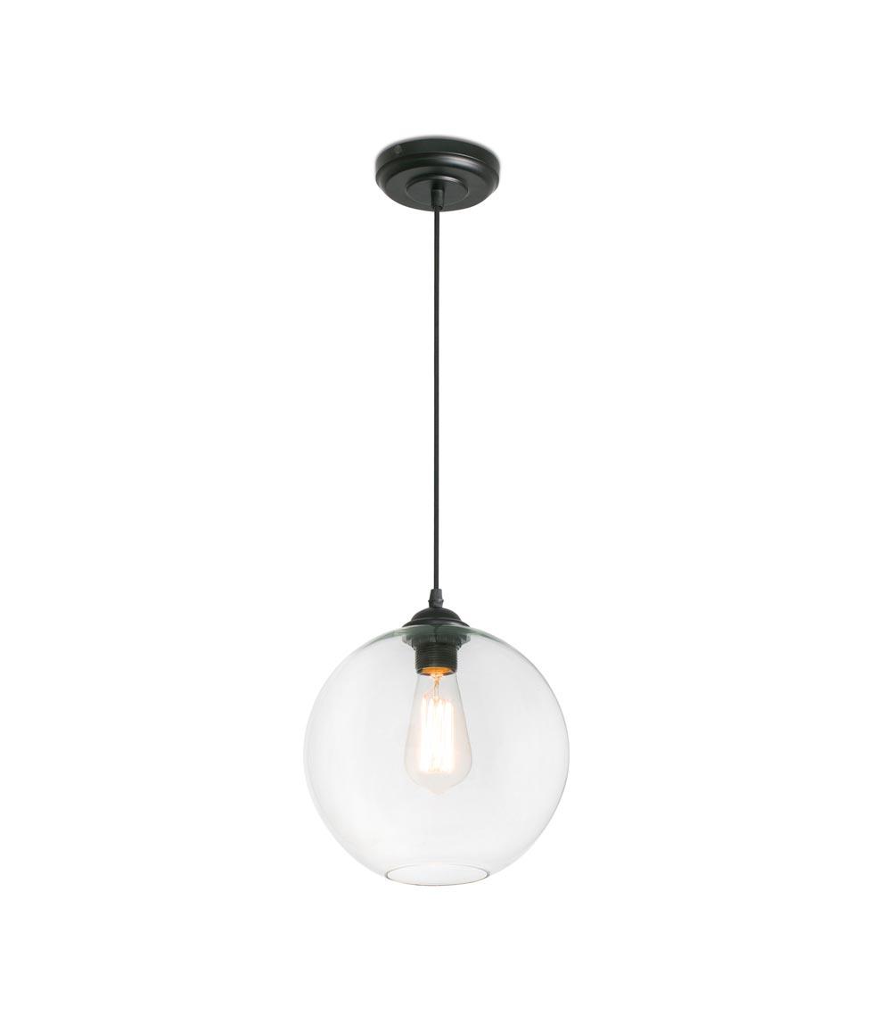 Lámpara de techo CLARA transparente