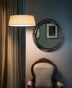 Lámpara de techo LED AINA blanca ambiente