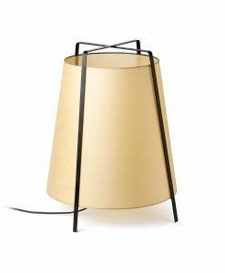 Lámpara sobremesa grande AKANE