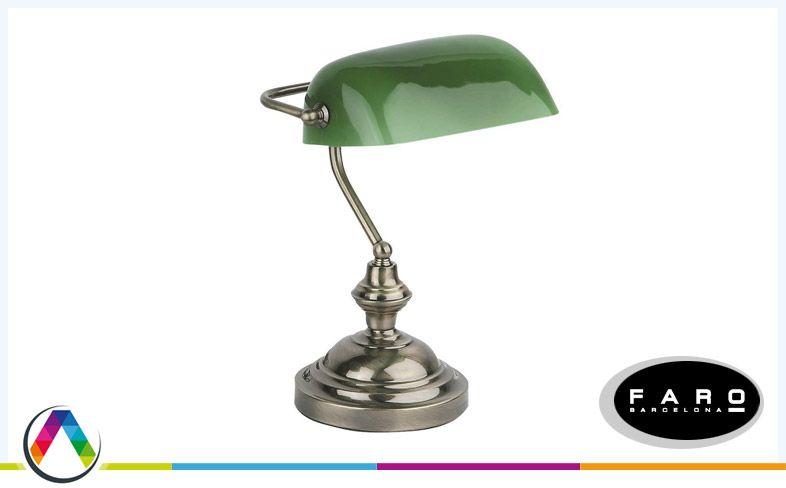 Lámpara sobremesa BANKER - La Casa de la Lámpara