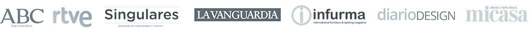 Nuestras marcas de confianza en prensa y medios de comunicación - La Casa de la Lámpara