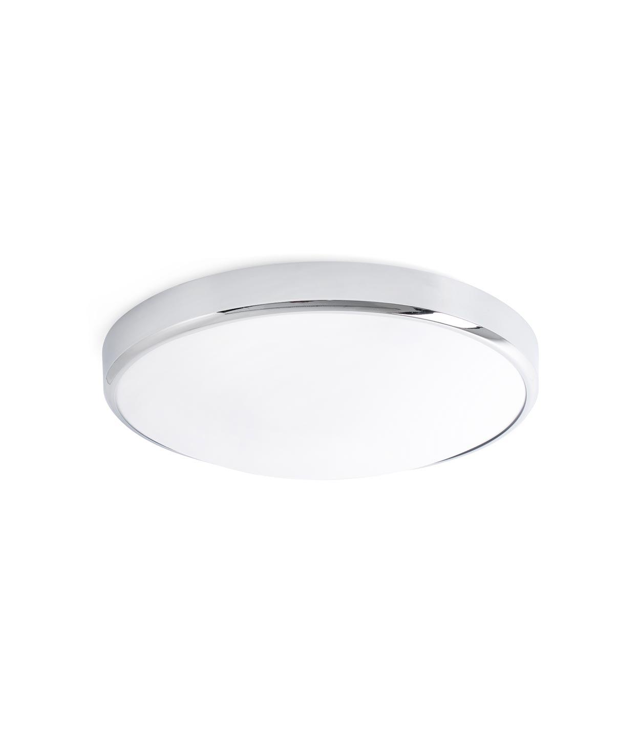 Plafón LED KAO aluminio