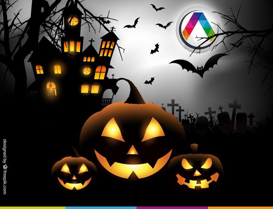 Consejos de iluminación en Halloween de La Casa de la Lámpara