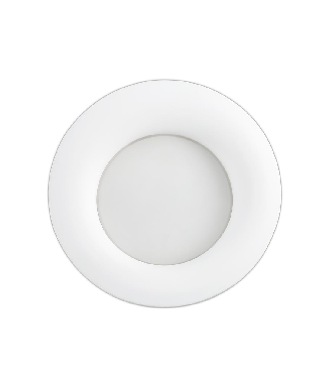Foco empotrable de techo LED NORD blanco