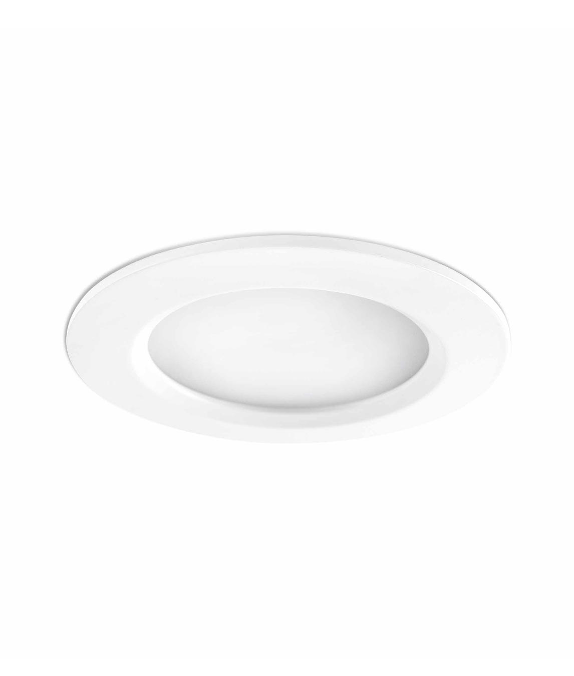 Lámpara empotrable LED DANA blanco