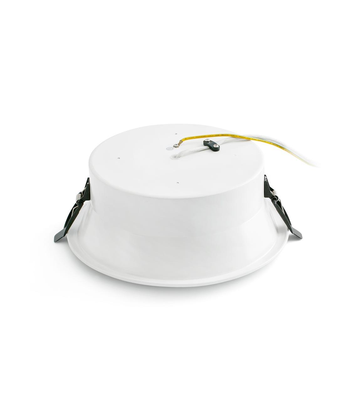 Empotrable LED grande SON luz cálida 24W detalle