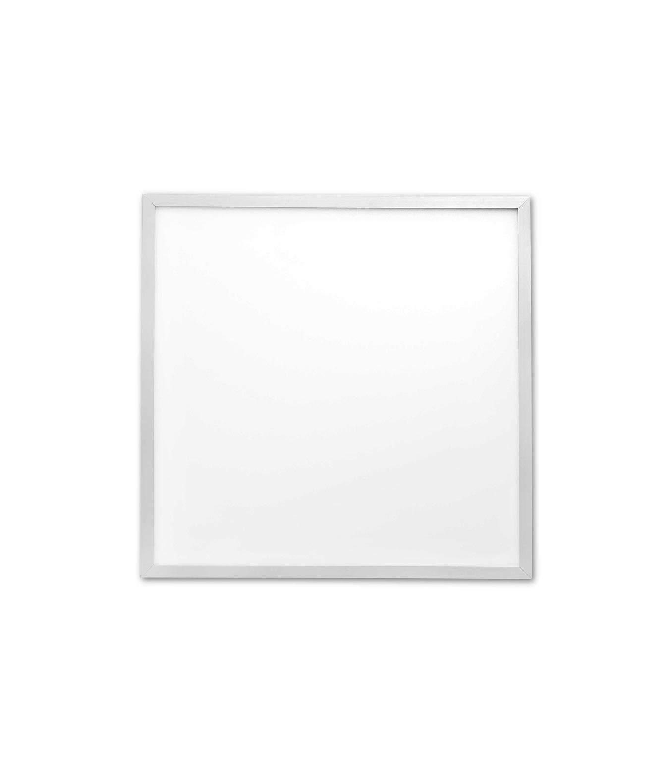 Panel empotrable de techo de LED luz cálida FLAT