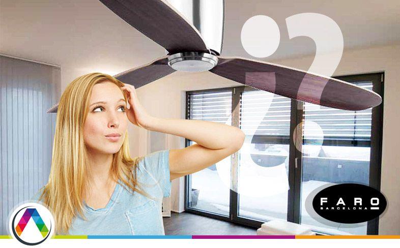 Pasos de cómo instalar un ventilador de techo en La Casa de la Lámpara