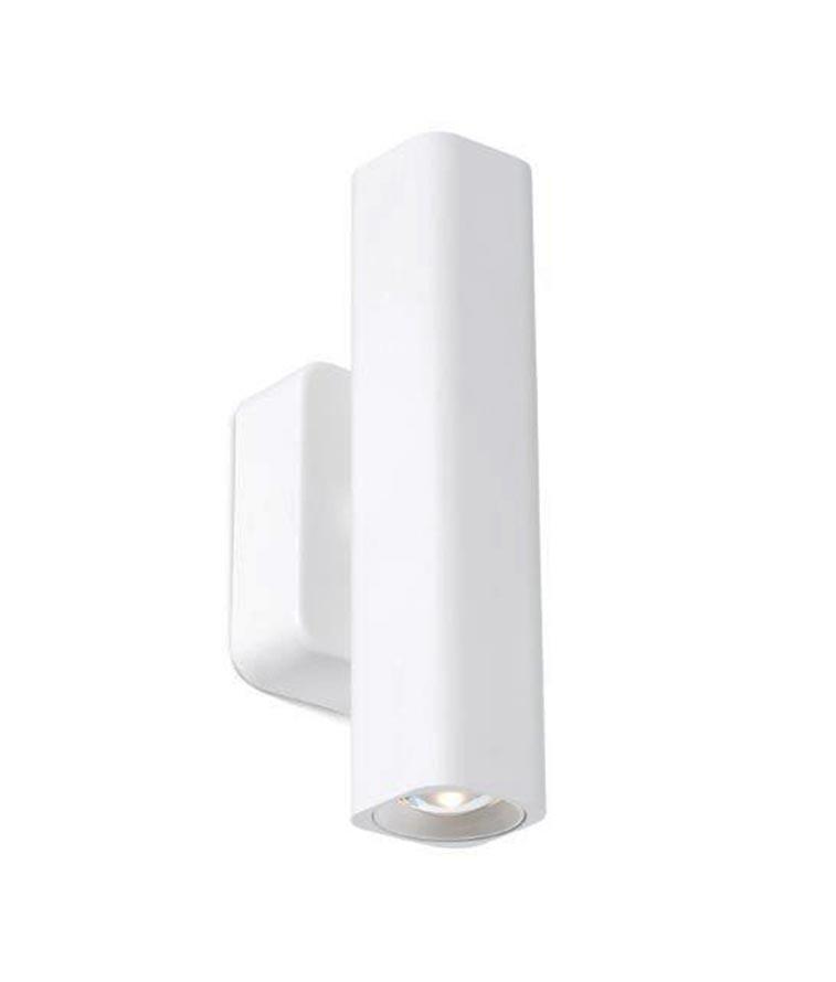 Aplique de pared LED blanco LISE